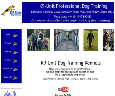 K9 Dog Trainers
