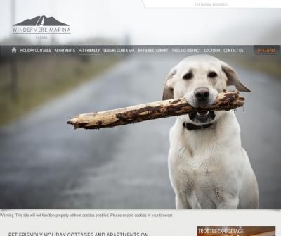 Lake District Cottages Dog Friendly